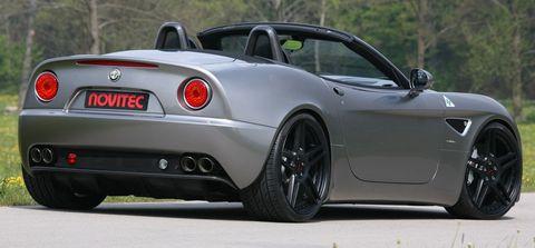 Novitec-alfa-romeo-8c-2 in Mit Wumms: Stärkster Alfa Romeo 8c von Novitec