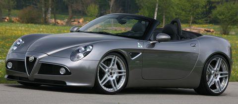 Novitec-alfa-romeo-8c in Mit Wumms: Stärkster Alfa Romeo 8c von Novitec
