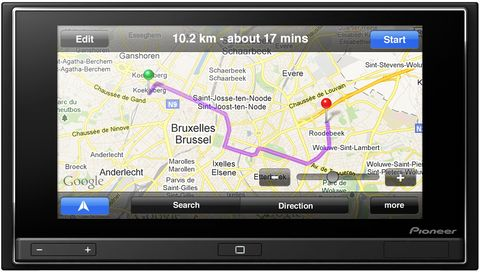 Pioneer-appradio-2 in iPhone Apps im Auto: AppRadio von Pioneer