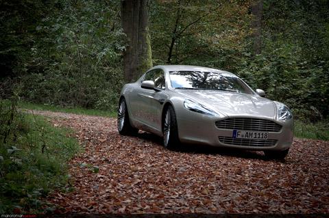 2010-aston-rapide-wald-101- in Impressionen: Aston Martin Rapide