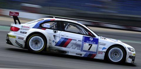 BMW-M3-GT in Nürburgring: Porsche gewinnt das 24-Stunden-Rennen