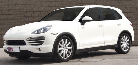 KW Porsche Cayenne in