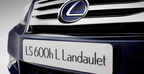 Lexus-LS-600h-L-Landaulet-2 in Lexus LS 600h L Landaulet für Fürst Albert II. und Charlene Wittstock