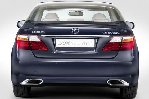 Lexus-LS-600h-L-Landaulet-6 in Lexus LS 600h L Landaulet für Fürst Albert II. und Charlene Wittstock