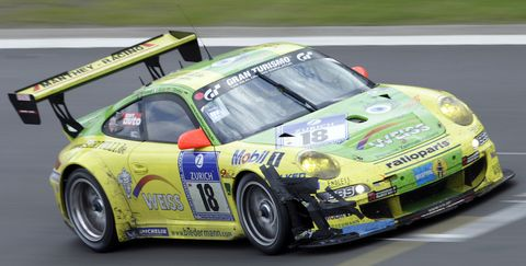 Porsche-911-GT3-RSR-von-Manthey-Racing in