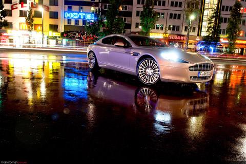 Am-rapide-garage-9-Bearbeit in Impressionen: Aston Martin Rapide