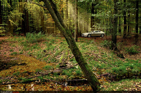 Aston-martin-rapide-100-Bea in Impressionen: Aston Martin Rapide
