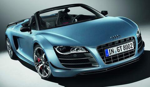 Audi-r8-gt-spyder-1 in Eröffnung: Audi R8 GT Spyder