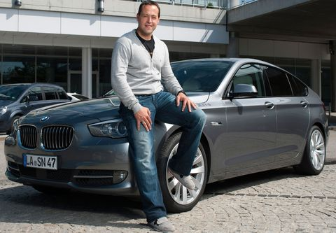 Bmw-530d-marco-sturm-gran-turismo in NHL-Star Marco Sturm fährt BMW 530d Gran Turismo