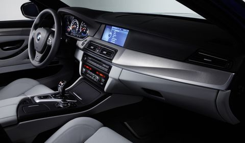Bmw-m5-3 in Der neue BMW M5 (F10) dreht auf
