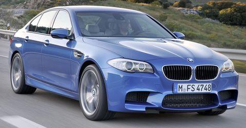 Bmw-m5-4 in Der neue BMW M5 (F10) dreht auf