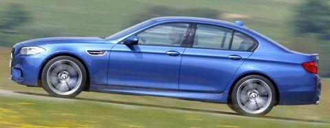 Bmw-m5-6 in Der neue BMW M5 (F10) dreht auf