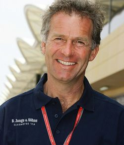 Christian-danner in Christian Danner: Zehn Punkte an Silverstone für Fahrspaß