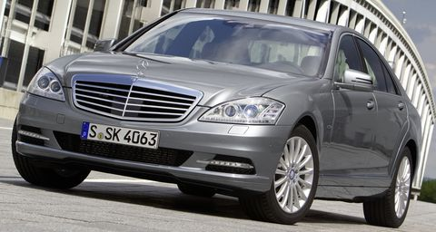 Mercedes-s-350-bluetec-1 in Luxus-Klasse: Mercedes-Benz S 350 BlueTec