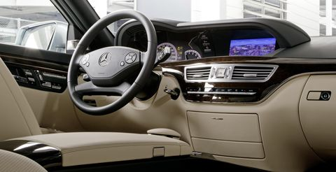 Mercedes-s-350-bluetec-2 in Luxus-Klasse: Mercedes-Benz S 350 BlueTec