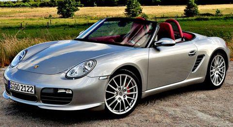 Porsche-boxster-rs-60-spyder in Mehr als 300.000 Porsche Boxster und Cayman gefertigt
