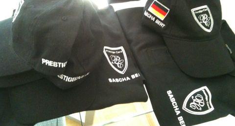 Sascha-bert-fanbekleidung in Sascha Bert beim 24-Stunden-Rennen: Das ist Motorsport