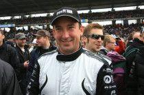 Sascha-bert in Sascha Bert mit Jürgen Alzen Motorsport im Porsche beim 24-Stunden-Rennen