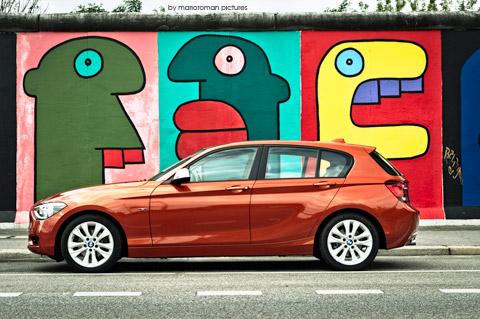 2011-bmw-120d-116 in Eroberer: Der neue BMW 1er (F20)