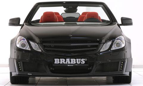 Brabus-800-E-V12-Cabriolet-5 in Das schnellste 4-sitzige Cabrio der Welt: Brabus 800 E V12 Cabriolet