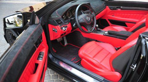 Brabus-800-E-V12-Cabriolet-7 in Das schnellste 4-sitzige Cabrio der Welt: Brabus 800 E V12 Cabriolet
