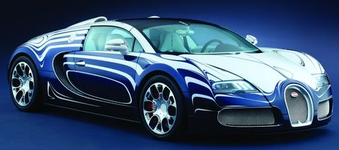 Bugatti-Veyron-Grand-Sport-Lor-Blanc-3 in Bugatti L'Or Blanc: Porzellan-Einzelstück