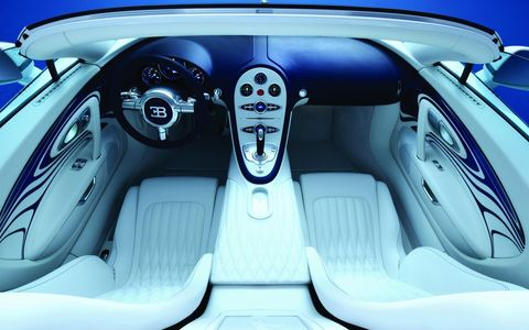Bugatti-Veyron-Grand-Sport-Lor-Blanc-4 in Bugatti L'Or Blanc: Porzellan-Einzelstück