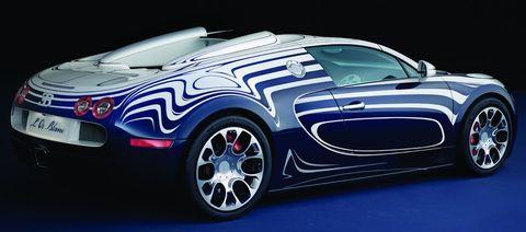 Bugatti-Veyron-Grand-Sport-Lor-Blanc-7 in Bugatti L'Or Blanc: Porzellan-Einzelstück