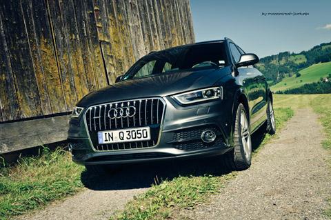 DSC 9133 in Impressionen: Audi Q3