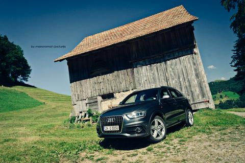 DSC 9147 in Impressionen: Audi Q3