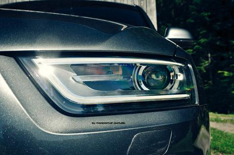 DSC 9152 in Impressionen: Audi Q3