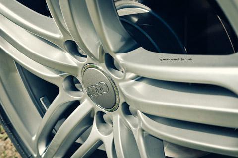 DSC 9155 in Impressionen: Audi Q3