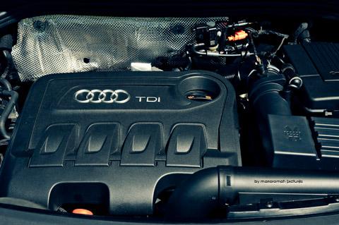 DSC 9160 in Impressionen: Audi Q3