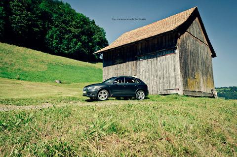 DSC 9162 in Impressionen: Audi Q3
