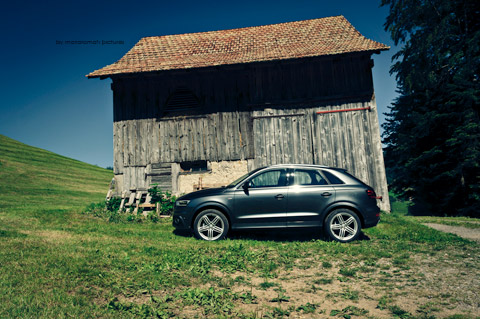 DSC 92001 in Impressionen: Audi Q3