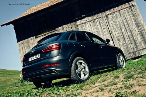 DSC 9233 in Impressionen: Audi Q3