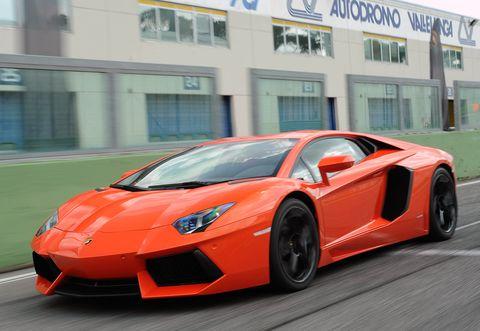 Lamborghini-Aventador-LP700-4-1 in Impressionen: Lamborghini Aventador LP700-4