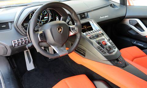 Lamborghini-Aventador-LP700-4-4 in Impressionen: Lamborghini Aventador LP700-4