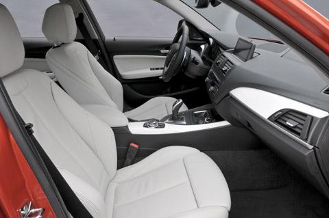 P90080499 HighRes in Eroberer: Der neue BMW 1er (F20)