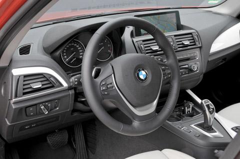 P90080502 HighRes in Eroberer: Der neue BMW 1er (F20)