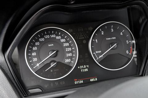 P90080504 HighRes in Eroberer: Der neue BMW 1er (F20)