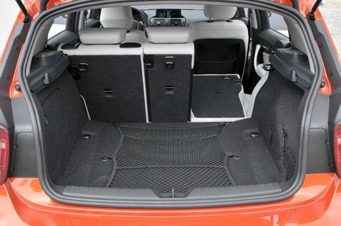 P90080530 HighRes in Eroberer: Der neue BMW 1er (F20)