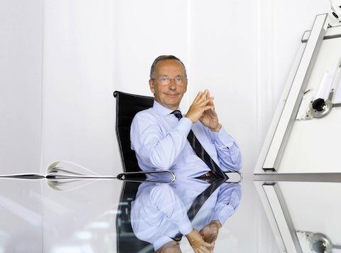 Walter-de-Silva in Volkswagens Chefdesigner Walter de Silva erhält Design-Preis