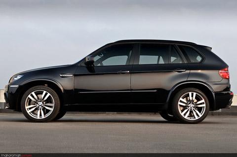 Bmw-x5-m-36-Bearbeitet in Impressionen: BMW X5 M
