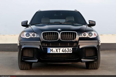 Bmw-x5-m-52-Bearbeitet in Impressionen: BMW X5 M