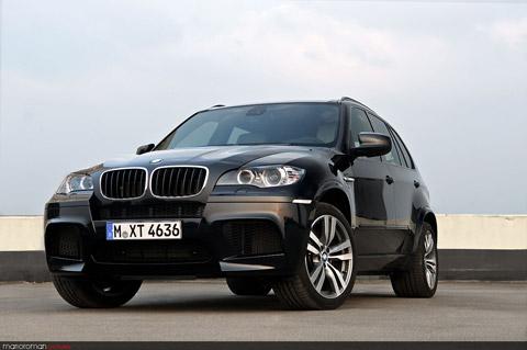 Bmw-x5-m-61-Bearbeitet in Impressionen: BMW X5 M