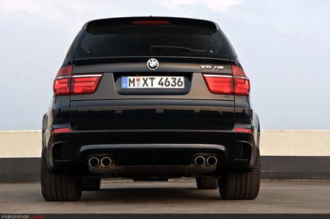 Bmw-x5-m-78-Bearbeitet in Impressionen: BMW X5 M