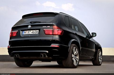 Bmw-x5-m-92-Bearbeitet in Impressionen: BMW X5 M
