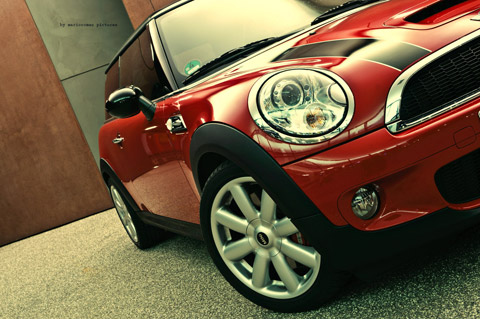 Mini-jcw 6534 in Impressionen: Mini John Cooper Works
