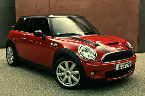 Mini-jcw 6539 in Impressionen: Mini John Cooper Works